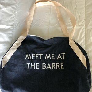 Bags - Cotton Gym Bag